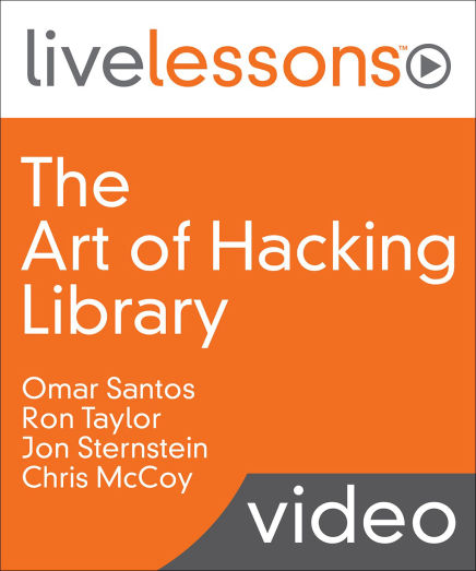 The Art of Hacking Library by Omar Santos